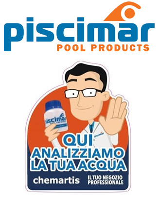 Piscimar prodotti chimici per la pulizia della tua piscina
